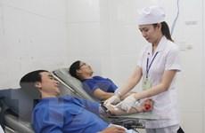 Việt Nam lần đầu tổ chức Ngày Quốc tế người hiến máu