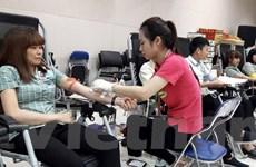 17.000 người tham gia hiến máu trong Chung dòng máu Việt