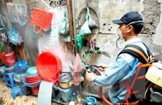 Thành phố Hà Nội đã ghi nhận hơn 1.500 ổ dịch sốt xuất huyết