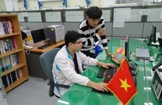 13 thí sinh Việt Nam tham gia trong kỳ thi tay nghề thế giới