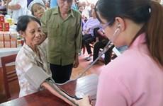 Khám chữa bệnh miễn phí cho người dân tại tỉnh Phú Thọ