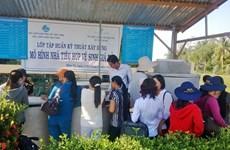 Tây Ninh: 82% nhà tiêu tại các hộ gia đình hợp vệ sinh