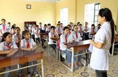 Sóc Trăng: Triển khai tốt các hoạt động về y tế trường học