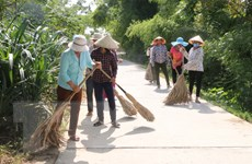 Lạng Sơn triển khai đồng bộ nhiều hoạt động vệ sinh yêu nước
