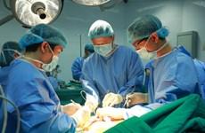Ca ghép phổi thành công đầu tiên từ người cho chết não