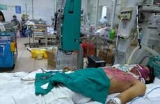 Bệnh nhân suy nội tạng vì tự ý mua thuốc chữa thủy đậu