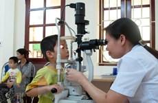 Cảnh báo các bệnh viêm kết mạc mắt gia tăng trong mùa Hè