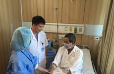 Lần đầu tiên trong một tháng có 4 người hiến tạng tại một bệnh viện