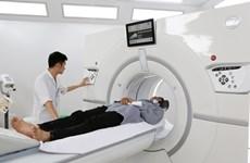 Bệnh viện Quảng Ninh trang bị máy chụp cắt lớp công nghệ cao