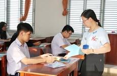 Đề thi chính thức môn Giáo dục công dân kỳ thi THPT quốc gia