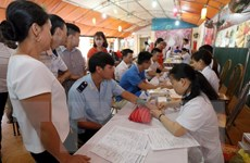 Điện Biên hướng đến mục tiêu xây dựng ngân hàng máu sống
