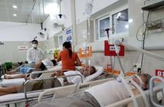 Nhiều bệnh nhân hôn mê sâu vì tăng huyết áp và bị say nắng