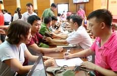 Tiếp nhận gần 800 đơn vị máu trong ngày hội hiến máu ở Phú Thọ