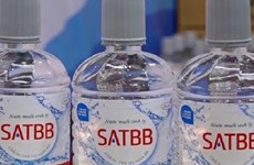 Đình chỉ lưu hành lô nước muối sinh lý SAT BB không đạt chuẩn