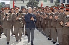 Tổng Bí thư Đỗ Mười và việc chuẩn bị đội ngũ kế cận