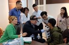 Phẫu thuật từ thiện cho trẻ bị dị tật khuôn mặt bẩm sinh