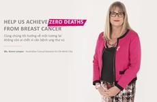 Ngày hội nón hồng nâng cao nhận thức về bệnh ung thư vú