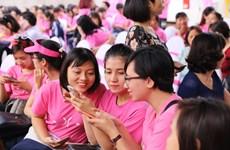 Tọa đàm trực tuyến: Để không còn nỗi ám ảnh bệnh ung thư vú