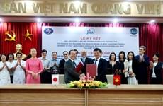 Nhật hỗ trợ hệ thống ngăn ngừa nhiễm HIV mới tại Việt Nam