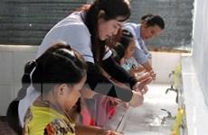 Rửa tay với xà phòng làm giảm 35% nguy cơ lây truyền bệnh
