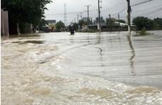Đảm bảo nguồn nước sạch, vệ sinh môi trường trong mùa bão lũ