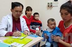 Mang nụ cười đến với trẻ em dị tật hàm mặt ở Việt Nam