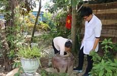 Phú Thọ: Nâng nhận thức, thay đổi hành vi vệ sinh ở nông thôn