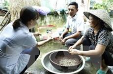 Cải thiện vệ sinh cá nhân, vệ sinh môi trường tại Lai Châu