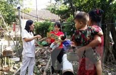 Điện Biên: Hỗ trợ 713 hộ nghèo xây dựng nhà tiêu hợp vệ sinh