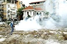 Công tác vệ sinh phòng bệnh tại Hà Nội còn nhiều khó khăn