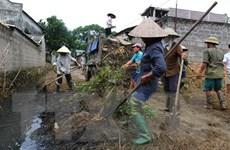 Bắc Kạn: Đẩy mạnh công tác vệ sinh môi trường phòng bệnh