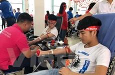 Có gần 70 điểm hiến máu trong Chương trình Chủ nhật Đỏ