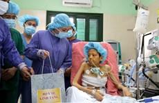 Bộ trưởng Bộ Y tế gửi lời tri ân đến gia đình người hiến tạng