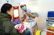 19 tỉnh/thành phố đã triển khai tiêm vắcxin ComBE Five