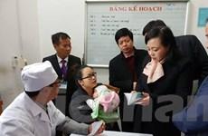 Hà Nội: 15 xã phường với hơn 5.700 trẻ được tiêm vắcxin ComBE FIVE