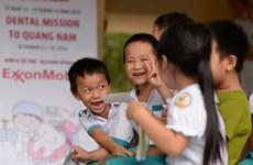 80.000 USD cho các chương trình chăm sóc sức khỏe tại Miền Trung