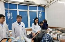 Kiểm tra công tác cấp cứu, chúc Tết bệnh nhân đêm Giao thừa