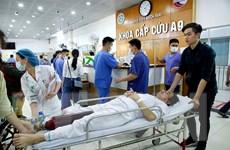Bệnh viện Bạch Mai: Bệnh nhân cấp cứu tăng 30% dịp Tết