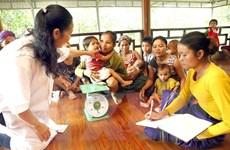 Khoảng 23,8% trẻ em Việt Nam dưới 5 tuổi thuộc thể thấp còi