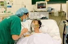 Cứu sống 1 du khách người Nhật Bản bị biến chứng tim mạch hiếm gặp
