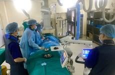 Bệnh viện K đưa vào hoạt động phòng điện quang can thiệp số hóa