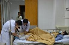 Chàng trai 28 tuổi bị cắt cụt chi do tự ý điều trị vết xước ở chân