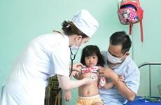 Bộ Y tế: Số trường hợp mắc bệnh sởi vẫn chưa có dấu hiệu giảm