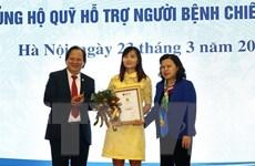 VietnamPlus đoạt giải Nhất cuộc thi sáng tác về chấm dứt bệnh lao