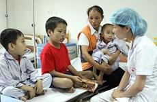 Việt Nam có khoảng 12 triệu nguời mang gene bệnh tan máu bẩm sinh