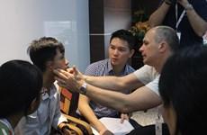 Facing the World sẽ thực hiện 40.000 ca phẫu thuật cho trẻ em Việt