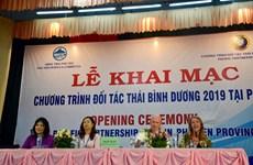 Nâng cao năng lực hỗ trợ nhân đạo tại khu vực Thái Bình Dương