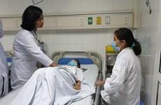 Phẫu thuật nội soi lấy khối u quái buồng trứng cho bé gái 12 tuổi