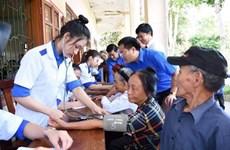 Phát động hành trình thầy thuốc trẻ tình nguyện vì cộng đồng