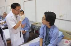 Nam thanh niên 26 tuổi có nang răng sừng hóa hiếm gặp